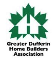 Greater Dufferin Home Builders' Association logo