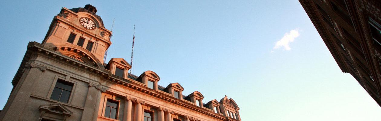 Moose Jaw city hall